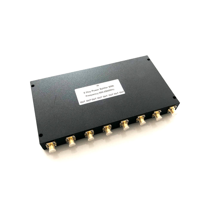 DNMPS-825-8-N • RF 8-way Splitter