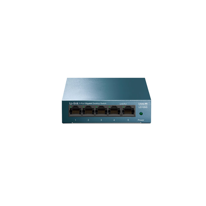 LS105G • 5-Port 10/100/1000Mbps Desktop Switch