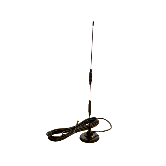 OA-1826-01SMA5M • LTE 7dB Omnidirectional Magnetic Base Antenna
