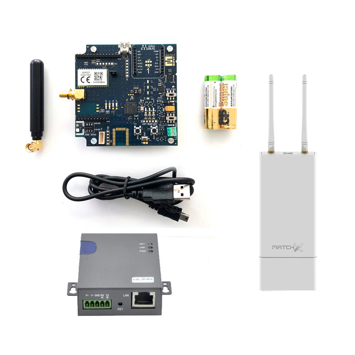OWS-LORA-KIT2 • Low Cost Lora Starter Kit