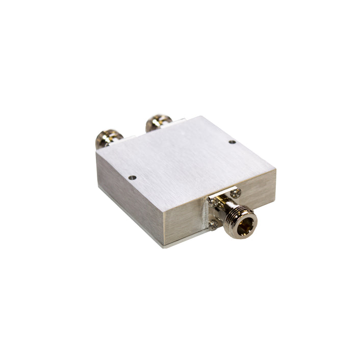 DNMPS-825-2-N • 2 way splitter with N type females