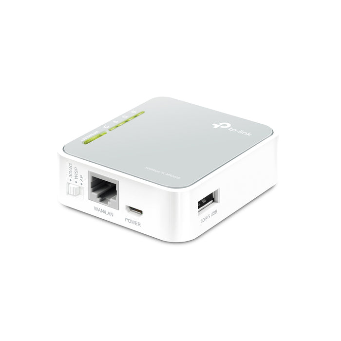TL-MR3020 • Portable 3G/4G Wireless N Router