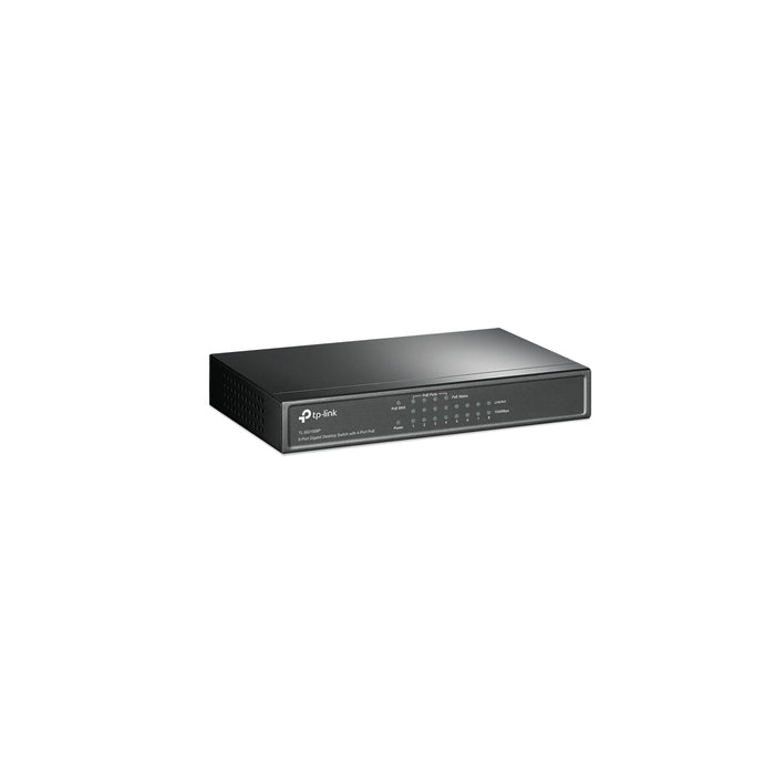 TL-SF1008P • 8-Port 10/100Mbps Desktop Switch with 4-Port PoE