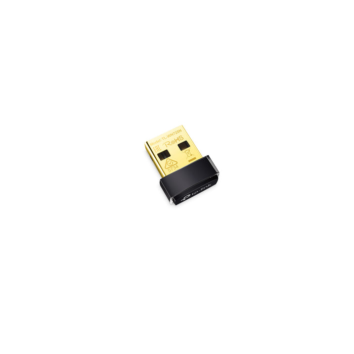 TL-WN725N • 150Mbps Wireless N Nano USB Adapter
