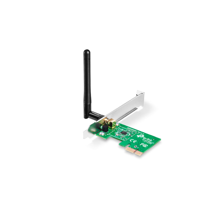 TL-WN781ND • 150Mbps Wireless N PCI Express Adapter