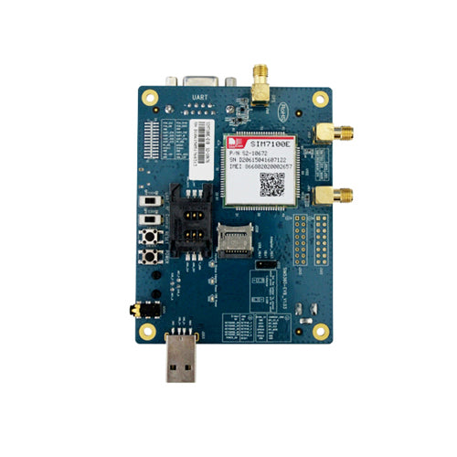 SIM7100E-EVM • Development kit for SIM7100E LTE GPS module