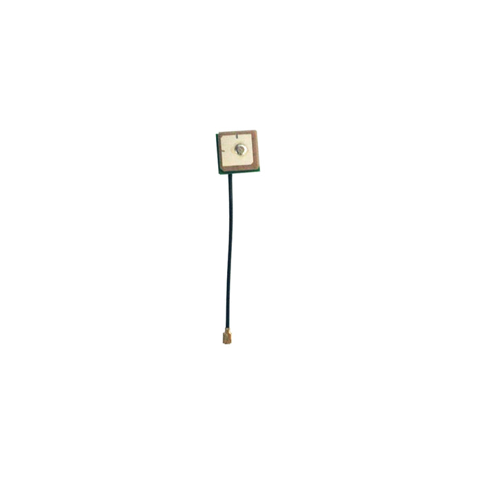 BY-GPS-12 • Ceramic Patch Antenna with 100mm cable & IPEX/UFL plug