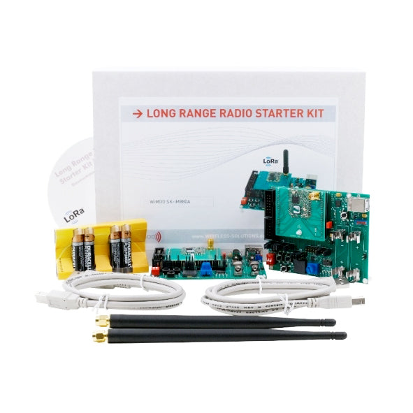SK-iM880A • SK-iM880A Starter Kit for iM880A