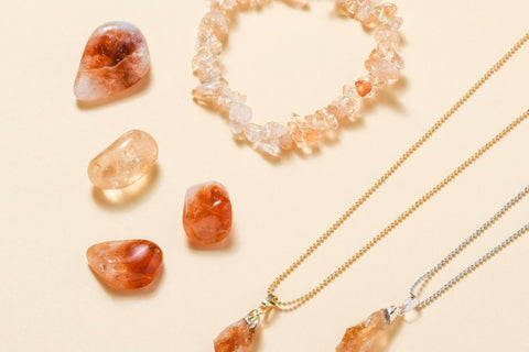 Citrine, crystals for success