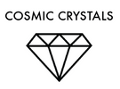 Cosmic Crystals, Cosmic Crystals logo, Cosmic Crystals is a UK based store selling healing crystals with crystal meanings