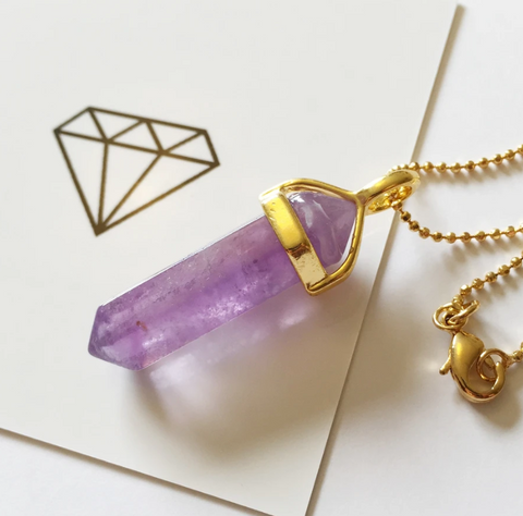 amethyst for meditation