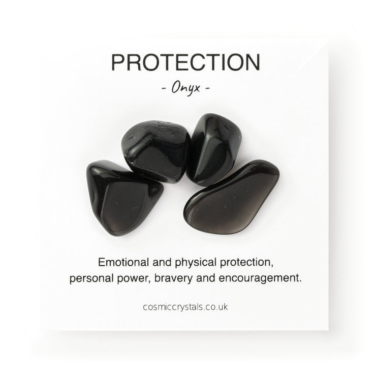 Bag of Protection - Onyx