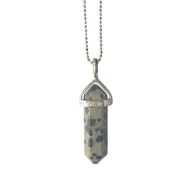 Health Necklace (silver), Original Pendants- Conscious Crystals, healing crystal jewellery, crystal pendants uk, crystal meanings