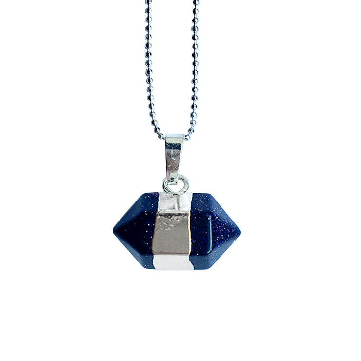 Creativity Hexagon (silver), PENDANT- Conscious Crystals, healing crystal jewellery, crystal pendants uk, crystal meanings