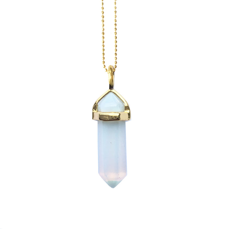 Confidence Necklace (gold)