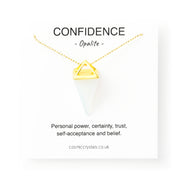Confidence Pyramid (gold)