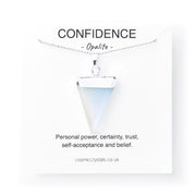 Confidence Triangle (silver)