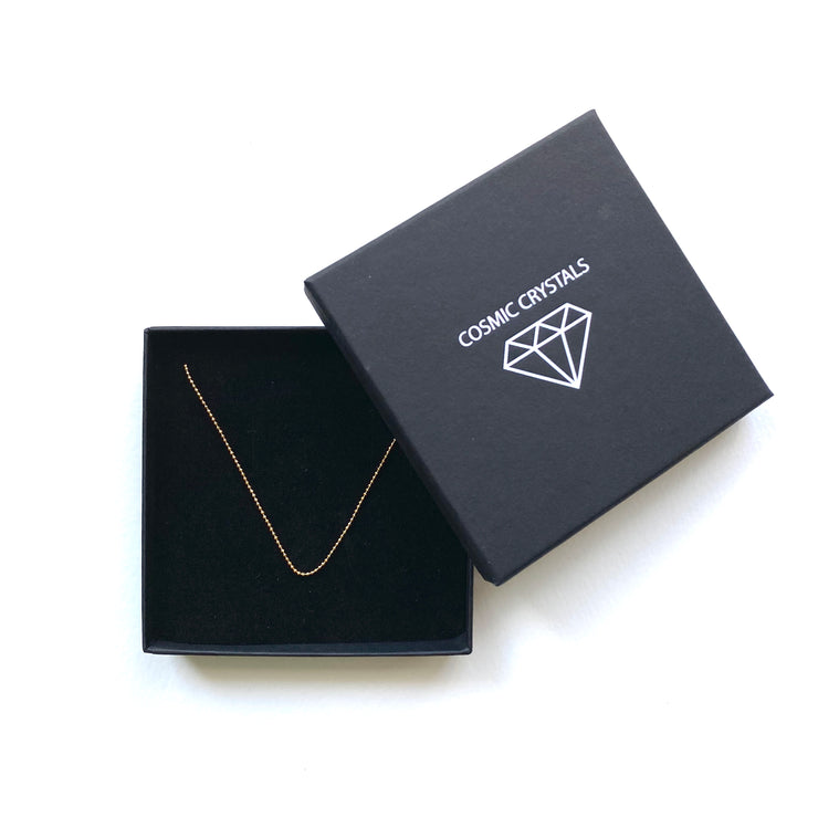 Sterling Silver Chain (18k gold plated)