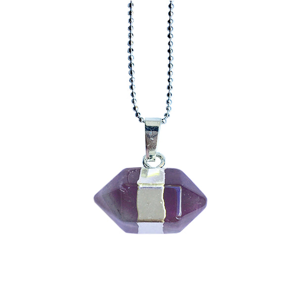 Peace Hexagon (silver), PENDANT- Conscious Crystals, healing crystal jewellery, crystal pendants uk, crystal meanings