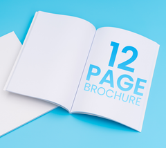 12 Pages - A5 Brochure - Printmeit.com