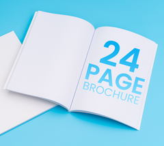 24 Pages - A4 Brochure - Printmeit.com