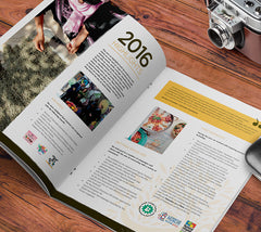 8 Pages - A4 Brochure - Printmeit.com