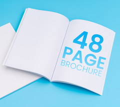 48 Pages - A4 Brochure - Printmeit.com