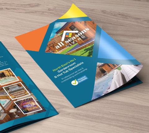8 Pages - A5 Brochure - Printmeit.com