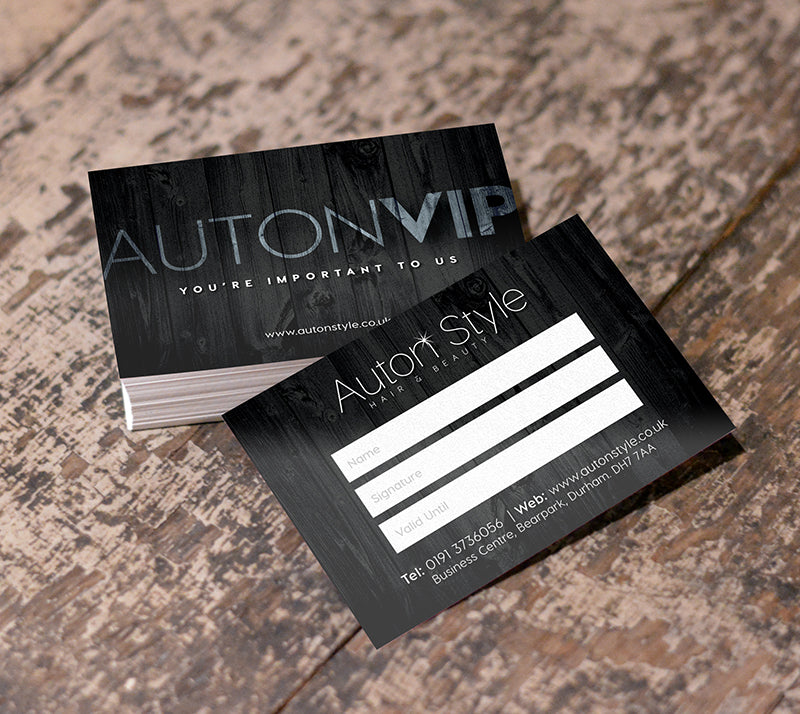 Multi Person Business Cards