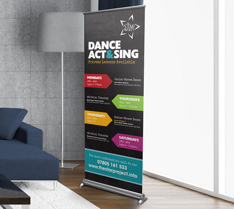 Roller/Pullup Banner - Printmeit.com