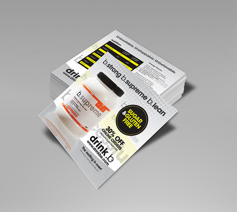 210mm Square Flyers - Printmeit.com