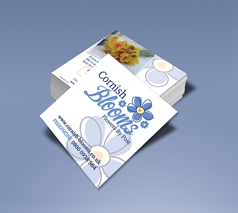 210mm Square Flyers