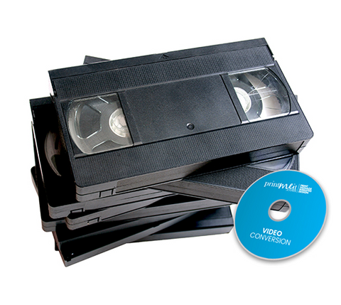 VHS to DVD - Video Conversion