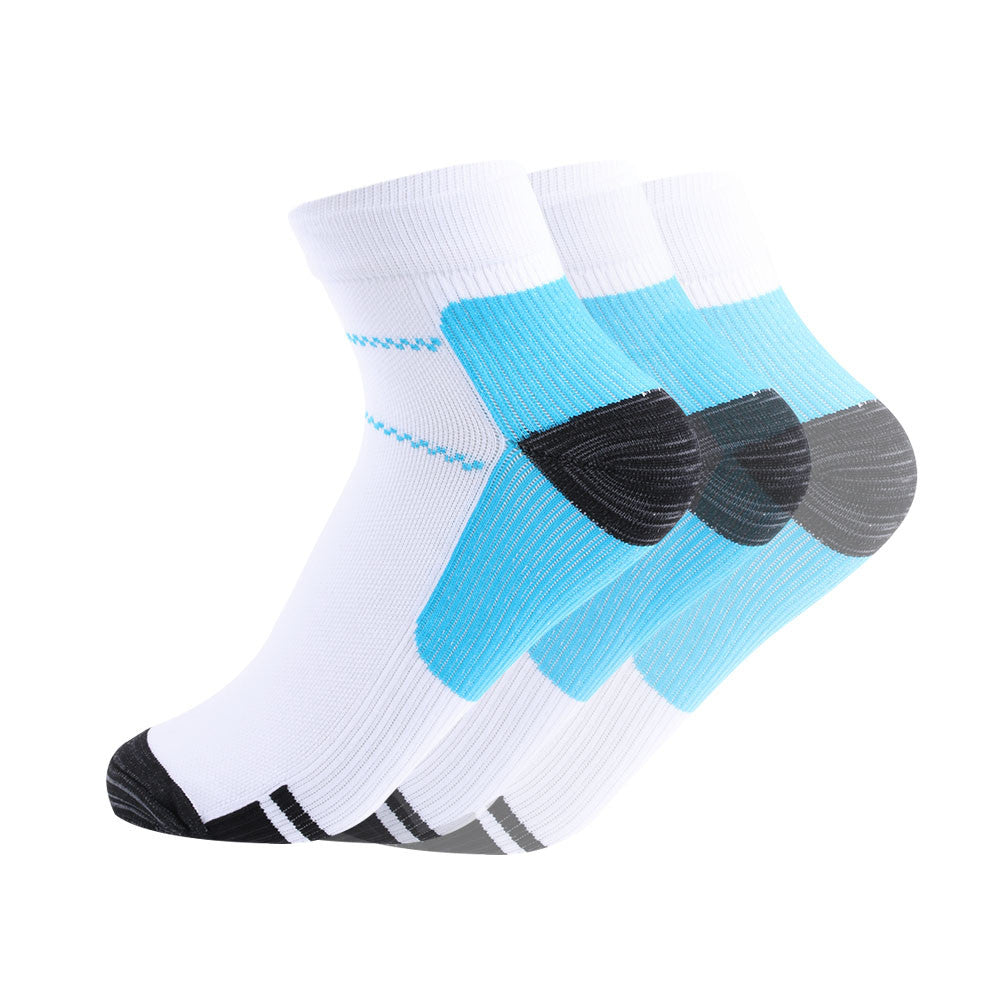 1Pair Foot Compression Socks For Plantar Fasciitis Heel Spurs Arch