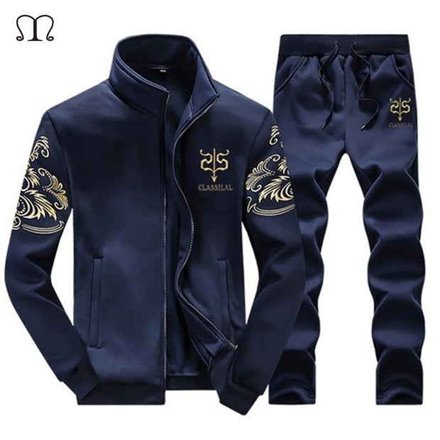 Fashion Men's Sportswear Hoodies Men Casual Sweatshirt Male