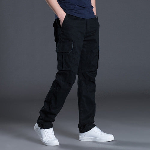 2017 Brand New Tactical Men Pants Trousers Men's Cargo Pants Casual