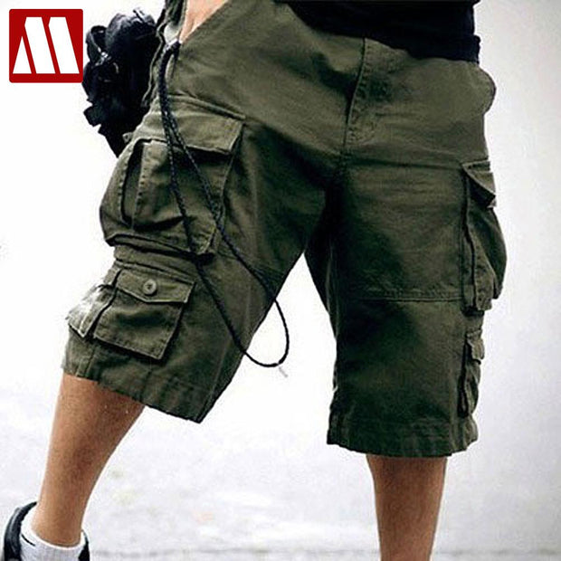 2017 Summer New arrival mens cargo shorts, Cotton short pants designer