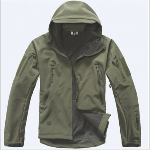 2016 jacket men High quality Lurker Shark skin Soft Shell TAD V 4.0