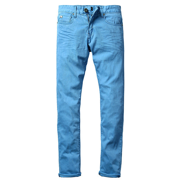 2016 New Arrival Men Jeans Hole Slim Cotton Casual Pencil Man Denim