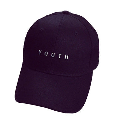 1Pc Fashion Cap Women Men Summer Spring Caps Women Letter Solid