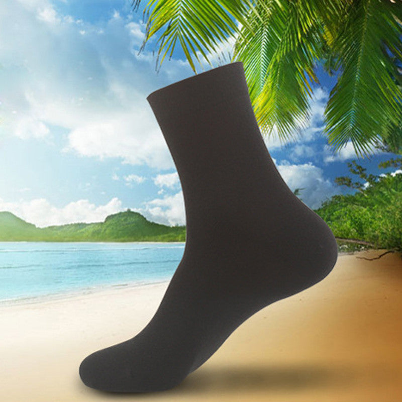 2017 Custom-Made Classic Business Men's Socks 5 Pairs Men's Dress