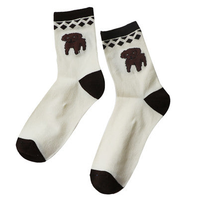 1Pair Comfortable Mens Novelty Socks Men's Socks 5 Style Happy Socks
