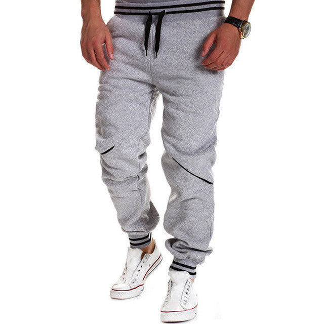 Male Trousers 2017 New Arrival Fashion Harem Pants Casual Trousers