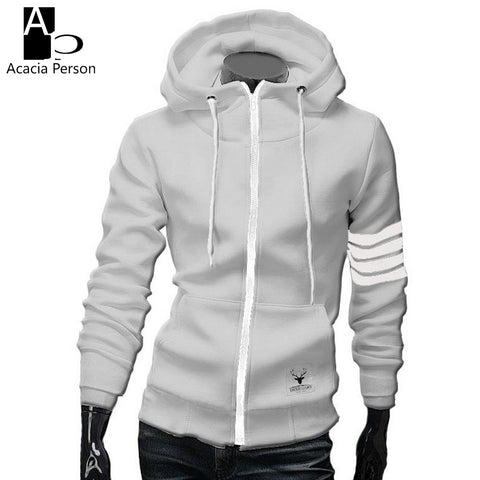 2017 NEW Men's Maverick X-Class Hoodies Brand Hoodie High Quality Mens Sweatshirt Hoodie Casual Zipper Hooded Male M-3XL