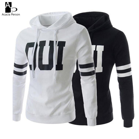 2017 New hot Spring Autumn Casual Long Sleeve Hooded Sweatshirt Hoodie Male M-3XL Z6961