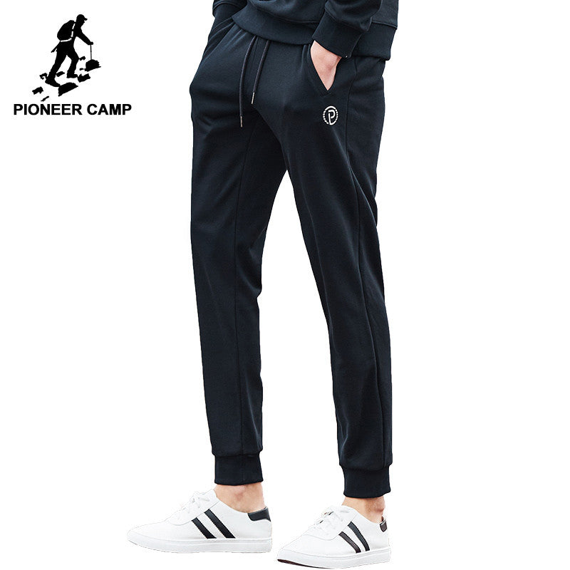 Pioneer Camp New casual pants men brand-clothing fashion sweat pants
