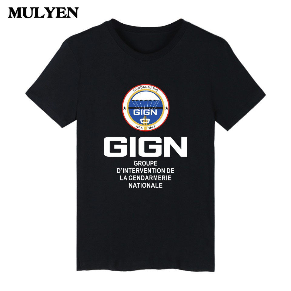 2017 New Fashion France GIGN National Gendarmerie Intervention Group