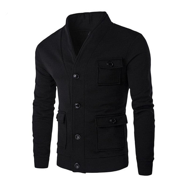 2017 Hot Sale New Brand Jacket Men Clothes Slim Fit High-Quality