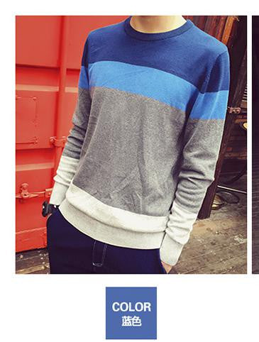 2016 New Autumn And Winter Fashion shirt Men Sweater Pullovers