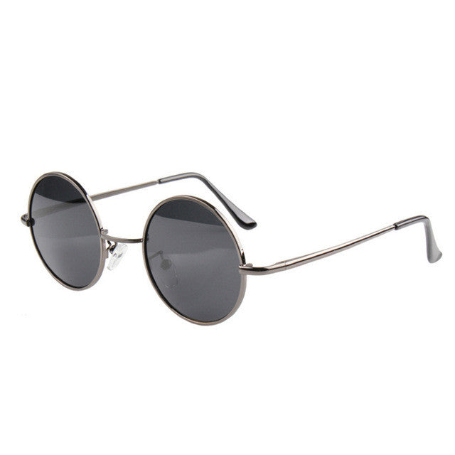2017 fashion show style glasses real Polarized sunglasses vintage